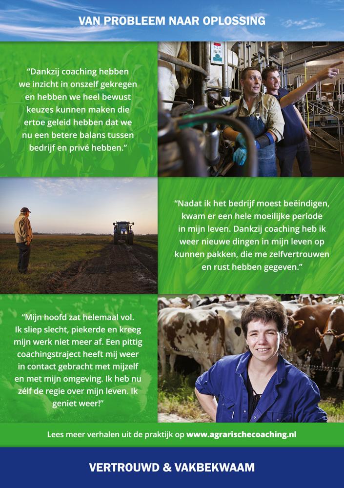 Vertrouwenslijn voor alle Nederlandse agrariërs - referenties van boeren