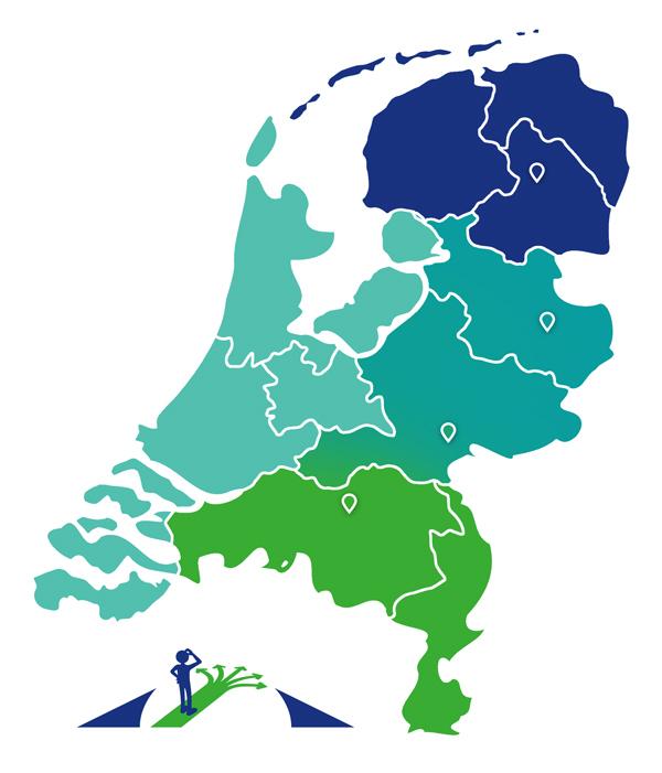 Agrarische Coaching locaties Nederland