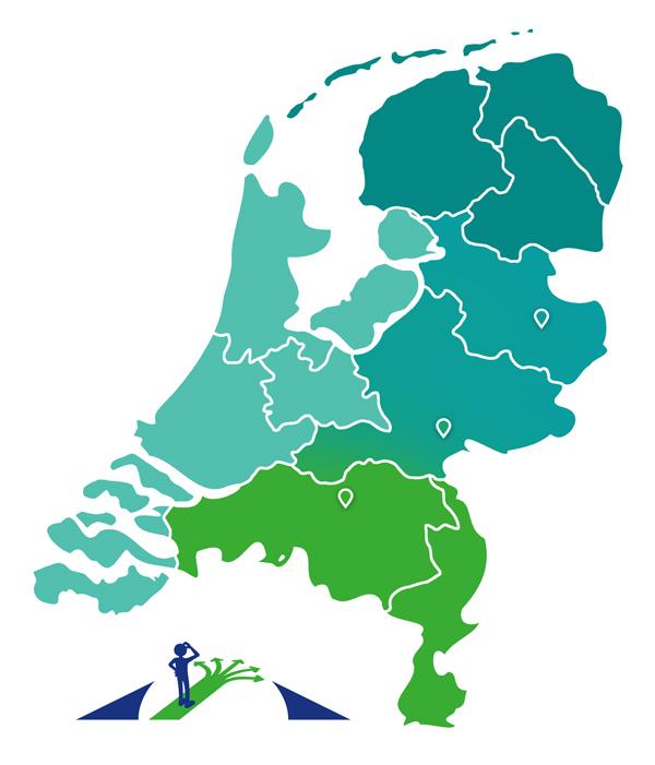 Agrarische Coaching locaties in Nederland