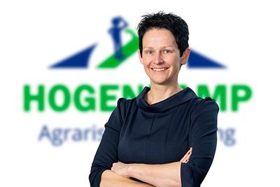 Paulien Hogenkamp - Agrarisch Coach