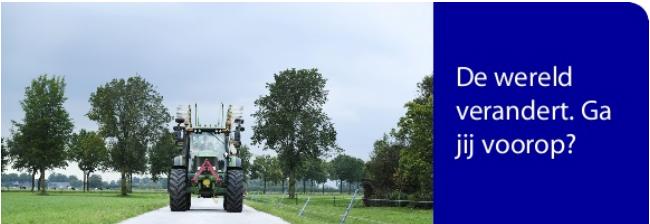 Uitnodiging Agrarisch Seminar Raalte 2019 door LTO Noord Salland en Rabobank